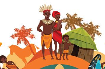 Danse et contes Africains