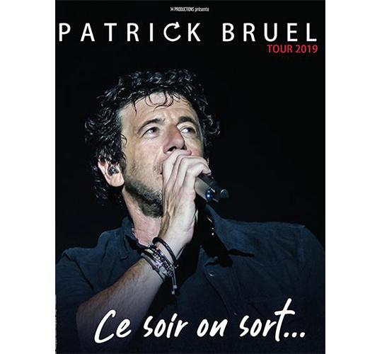 Patrick Bruel - « Ce soir on sort… »