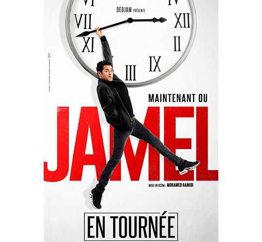 Jamel Debouzze - « Maintenant ou Jamel »