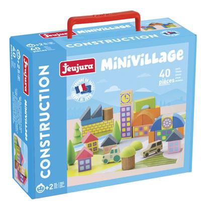 26 - Jeu de construction mini village