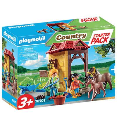 30 - Starter pack box et poneys