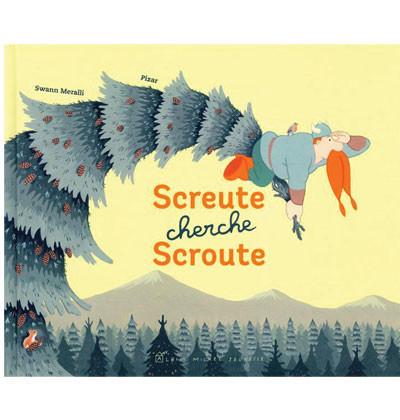 37 - Screute cherche Scroute