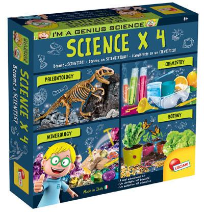 47- I'm a genuis science X 4
