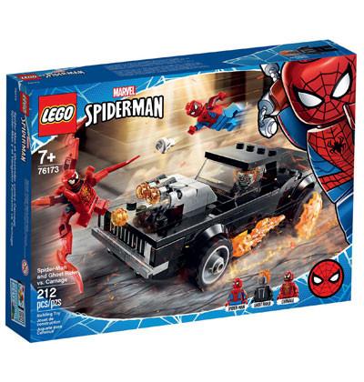 49 - Spider man et Ghost Rider