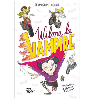 66 - Wilma la vampire
