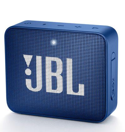 76 - Enceinte étanche JBL GO2 Bleue