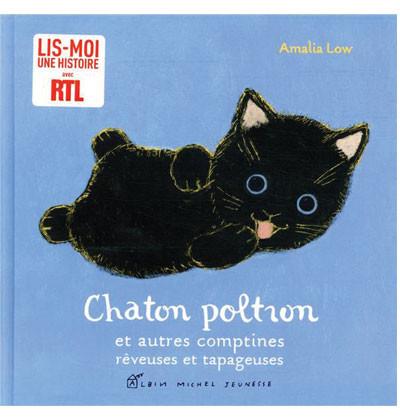 09 - Chaton Poltron et autres comptines rêveuses et tapageuses