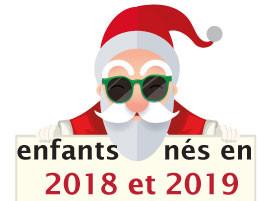 Jouets pour enfants nés en 2018-2019