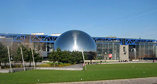 Cité des sciences et de l'industrie de Paris