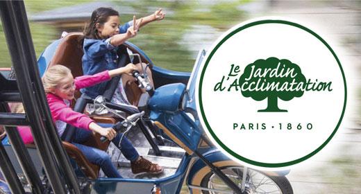 Le Jardin d'Acclimatation de Paris