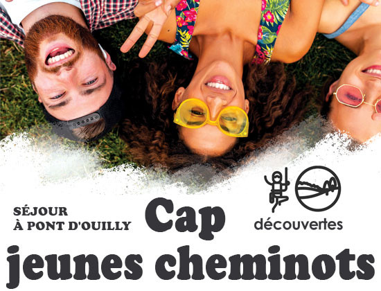 Cap Jeunes Cheminots